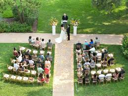 is a small wedding ceremony rude - Small Wedding Ceremony