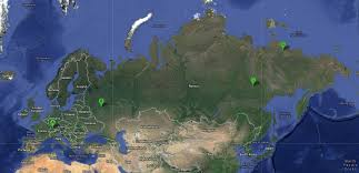 Google Maps France by Russia Map Google