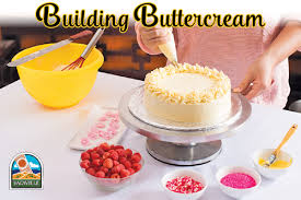 vacaville s building buttercream cake decorating class your town