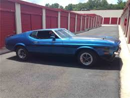 All Black Mustang For Sale 1972 Ford Mustang For Sale On Classiccars Com 22 Available