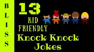 14 kid friendly knock knock jokes youtube
