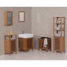 bathroom furniture w wood veneer includes space saver floor