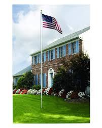 Flag Pole Express Amazon Com Valley Forge Flag 3 X 5 Foot Nylon Us American Flag