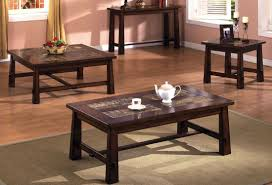Cherry Side Tables For Living Room Furniture Delightful Living Room Decoration Using Square
