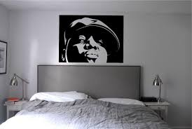 Scarface Home Decor Amazon Com Biggie Smalls Notorious B I G Style 3 Wall Decal