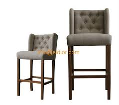 cl 4403 luxury club bar furniture solid wood bar chair wooden