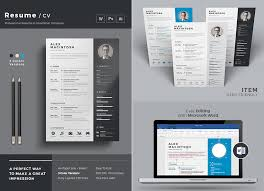How To Make A Job Resume Samples by 20 Professional Ms Word Resume Templates With Simple Designs