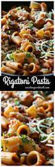 the 25 best pasta recipes rigatoni ideas on pinterest