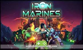 apk free iron marines 1 1 3 apk mod data free