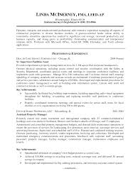 Sample Management Resumes by Property Manager Resume Berathen Com