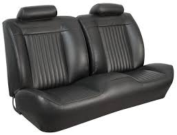tmi 1971 72 el camino sport seats front bench upholstery and foam