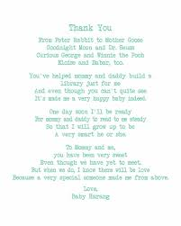 baby baby shower poems for boys boy poems for shower gift thank
