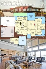 best 25 prairie style houses ideas on pinterest prairie style architectural designs prairie style house plan 85071ms gives you 4 beds and over 4 800 square feet