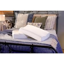 Temper Pedic Beds Tempur Pedic Small Standard Neck Pillow 15300414 The Home Depot