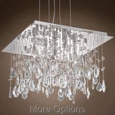 Swarovski Crystals Chandelier Shop Swarovski Crystal Lighting For Your Home