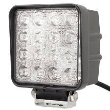 car led lights for sale sale promotoion 4 5 inch 48w led work light 12v 24v flood spot beam