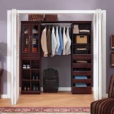 Rubbermaid Complete Closet Organizer The Whalen Storage Closet Organization System Is An Ideal