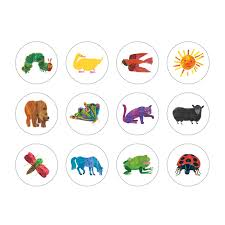 the world of eric carle the very hungry caterpillar and friends