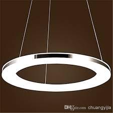 Discount Modern Chandeliers Large Led Pendant Lights With Light Design Led Hanging For