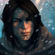 dragon age inqusition black hair dalish hunter dragon age inquisition by inar of shilmista on