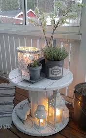 Ideas For Painting Garden Furniture by Best 20 Wooden Spool Tables Ideas On Pinterest U2014no Signup Required