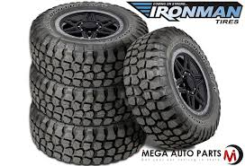 Good Conditon Used 33 12 50 R15 Tires Ironman Tires Ebay
