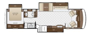 bay star sport floor plan options newmar