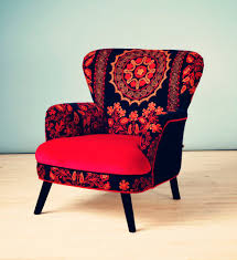 Suzani Fabric Chair Patchwork Armchair With Suzani Via Etsy Namedesignstudio