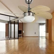 pale soffitto con luce ventilatore da soffitto 81 cm con luce colore nichel pale pino