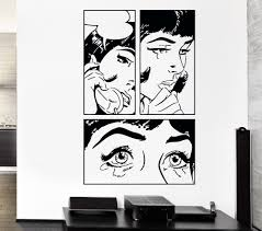 pop art wall mural artenzo