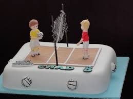 110 best bump set spike images on pinterest volleyball cakes