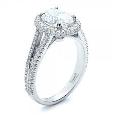 10000 engagement ring custom pave halo engagement ring 100009