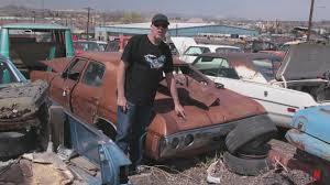 junkyard car youtube rk extra walk the junkyard with freiburger roadkill