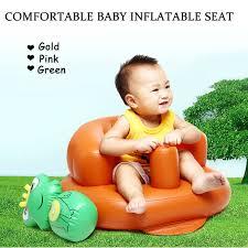 siege bebe gonflable portable infantile siège bébé gonflable confortable sièges enfants