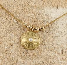 pearl sterling necklace images Spiral pendant with white freshwater pearl sterling silver or jpg