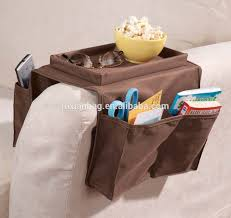 Armchair Remote Caddy Folding Table Storage Bag Folding Table Storage Bag Suppliers And
