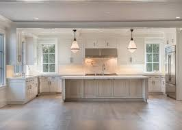 open kitchen islands light woods layout lighting michael davis design
