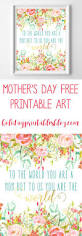 10 free printable cards for mothers day