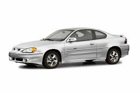 2002 pontiac grand am gt1 2dr coupe specs and prices