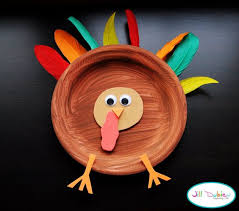 paper plate turkeys for canadian thanksgiving meet the dubiens