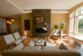 Home Interior Accents Brown Living Room Ideas With Wall Accents Home Interior Design