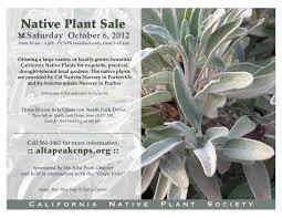 california native plant society blog plant sale u2013 alta peak chapter california native plant society
