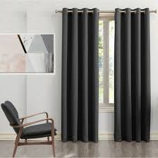 Curtains 145 Cm Drop Block Out Eyelet Curtains Quickfit Blinds U0026 Curtains