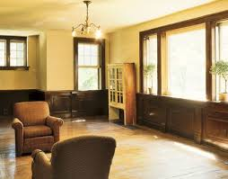living room paint ideas with dark wood trim dining to decorating