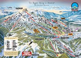 Country Map Usa by Ski Resort Map Ski Resort Map Winter Park Ski Holidays Usa In