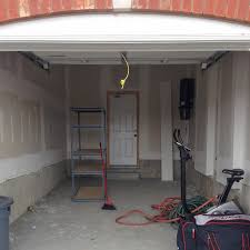 garage makeover ideas garage living single car garage before conversion into a fitness room