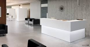 Simple Reception Desk White Reception Desks Simple Reception Furniture
