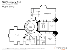Lakeview Home Plans by Floor Plans Smart Galleries Rendering Space