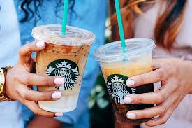 starbucks free iced espressos buy one get one free deal money