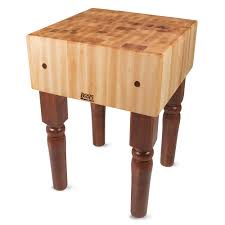 furniture traditional butcher blocks plus tables carts and
